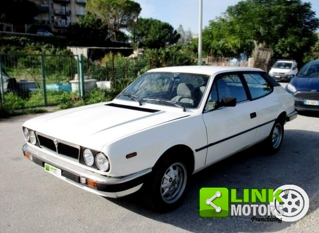 LANCIA BETA HPE 1.6 COUPE' (1982) ASI