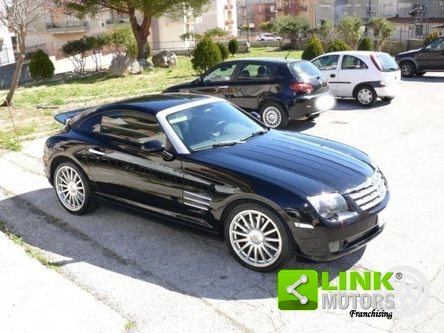 CHRYSLER CROSSFIRE SRT-6 GPL MONOFUEL
