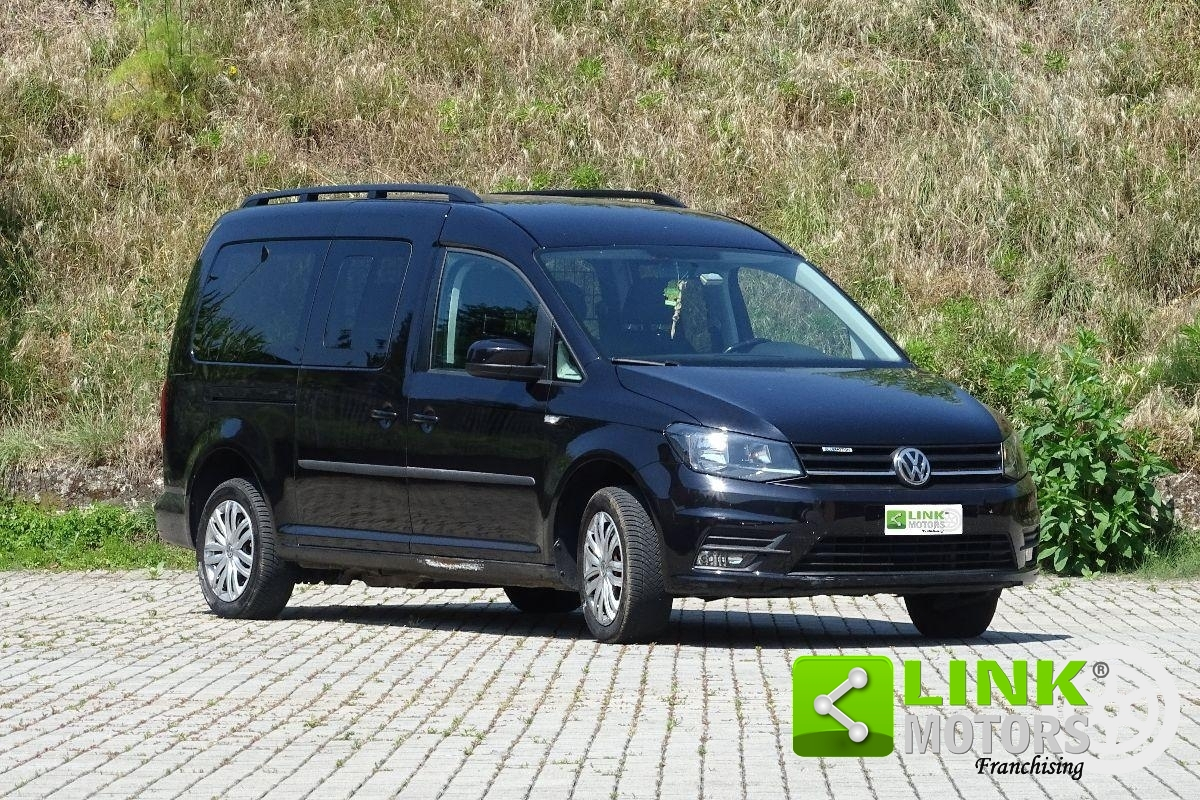 VOLKSWAGEN - CADDY - 1.4 TGI GENERATION 4 MAXI