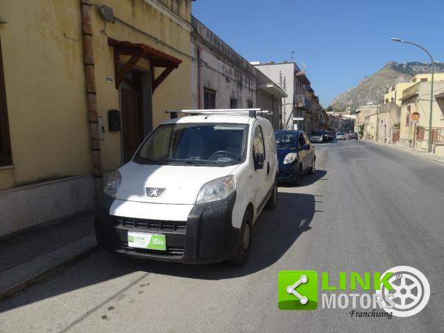 PEUGEOT BIPPER TEPEE 1.3 HDI 75 ACTIVE