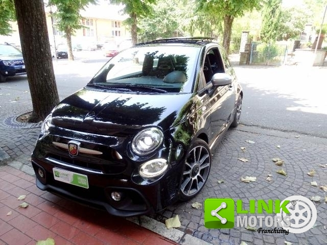 ABARTH 595 1.4 TURBO 165 CV FULL OPTIONAL |