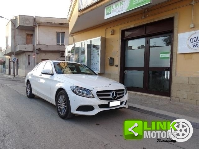 MERCEDES CLASSE C 200 EXCLUSIVE